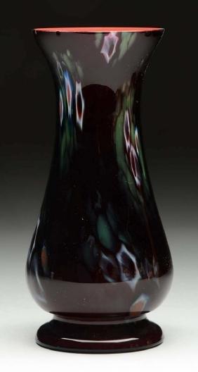 Millifiori Czech Glass Vase.