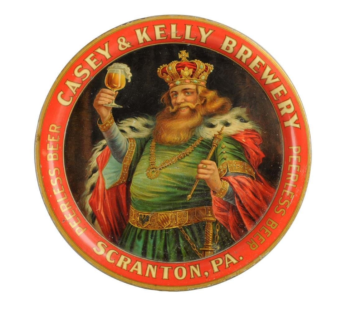Casey & Kelly Brewery Serving Tray.