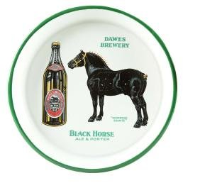 Dawes Brewery Serving Tray.