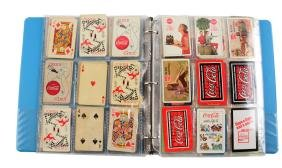 Book Of Assorted Coca - Cola Cards & Coupons.