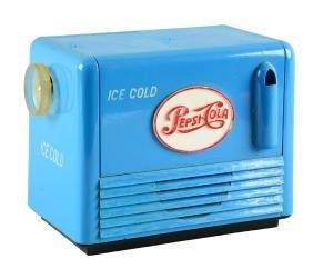 Pepsi Cola Cooler Radio.