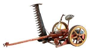 Clipper Lawn Mower Salesman Sample Model.