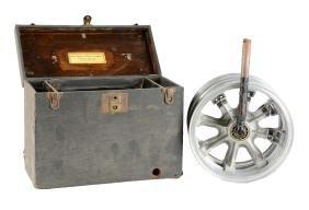 Salesman Sample Parker Wheel Co. Airplane Wheel.