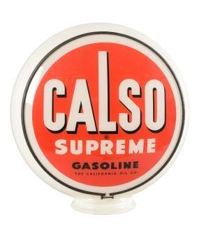 Calso Supreme Gasoline Gill Globe Lenses.