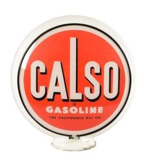 Calso Gasoline Gill Globe Lenses.
