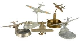 Lot Of 5: Aviation Items.