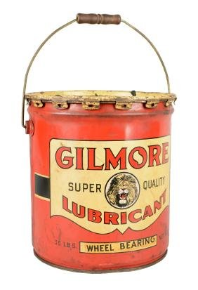 Gilmore Lubricant Five Gallon Bucket With Handle.