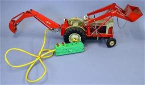 Ford 1841 Industrial Tractor Battery Operated