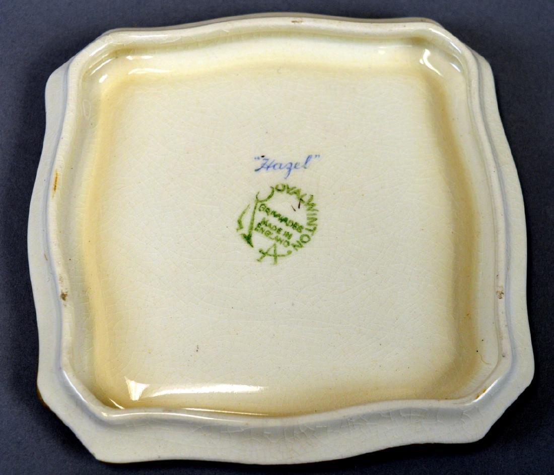 "Royal Winton Chintz ""Hazel"" Tea Tile - 2"