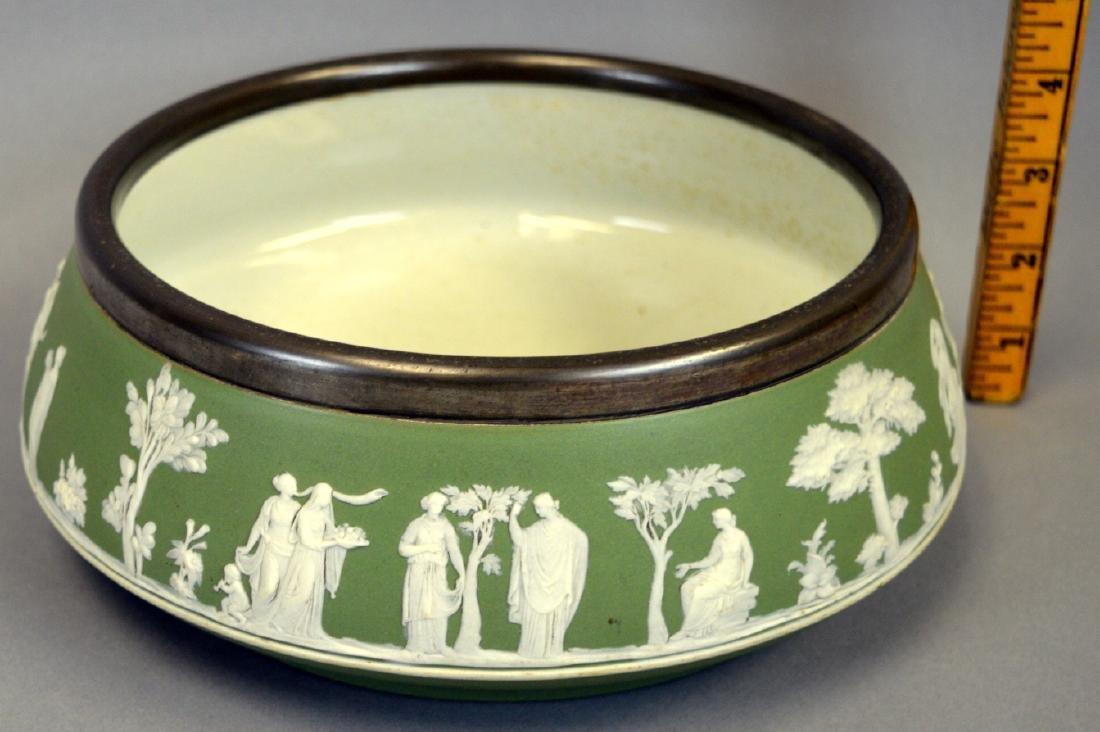 Antique Wedgwood Jaspeware Salad Set - 2