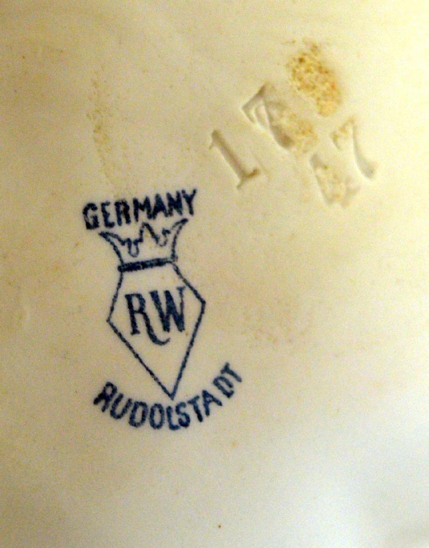 "Large Royal Rudolstadt ""Mama"" Bisque Figurine - 3"