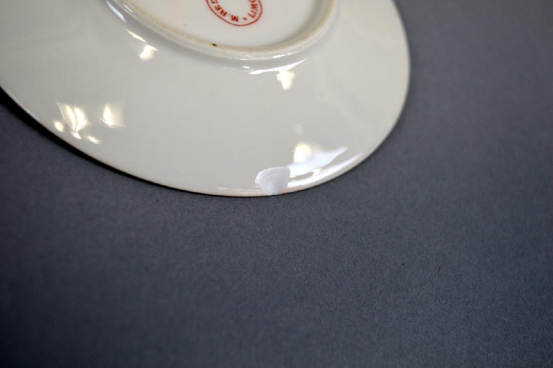 10 Redon Limoges Ramekins and Underplates - 2