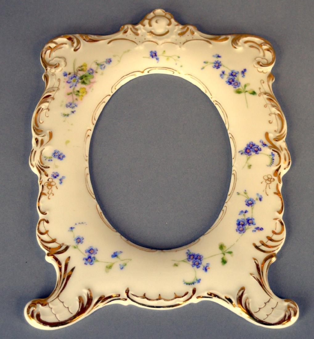 KPM Porcelain frame