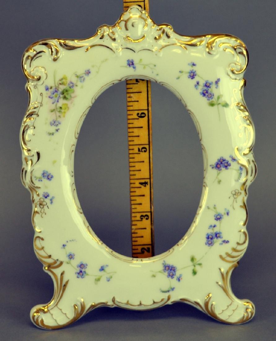 KPM Porcelain frame - 2