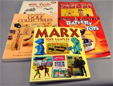 Collectible books Hunting, Peanuts, Battery Toys, Pepsi