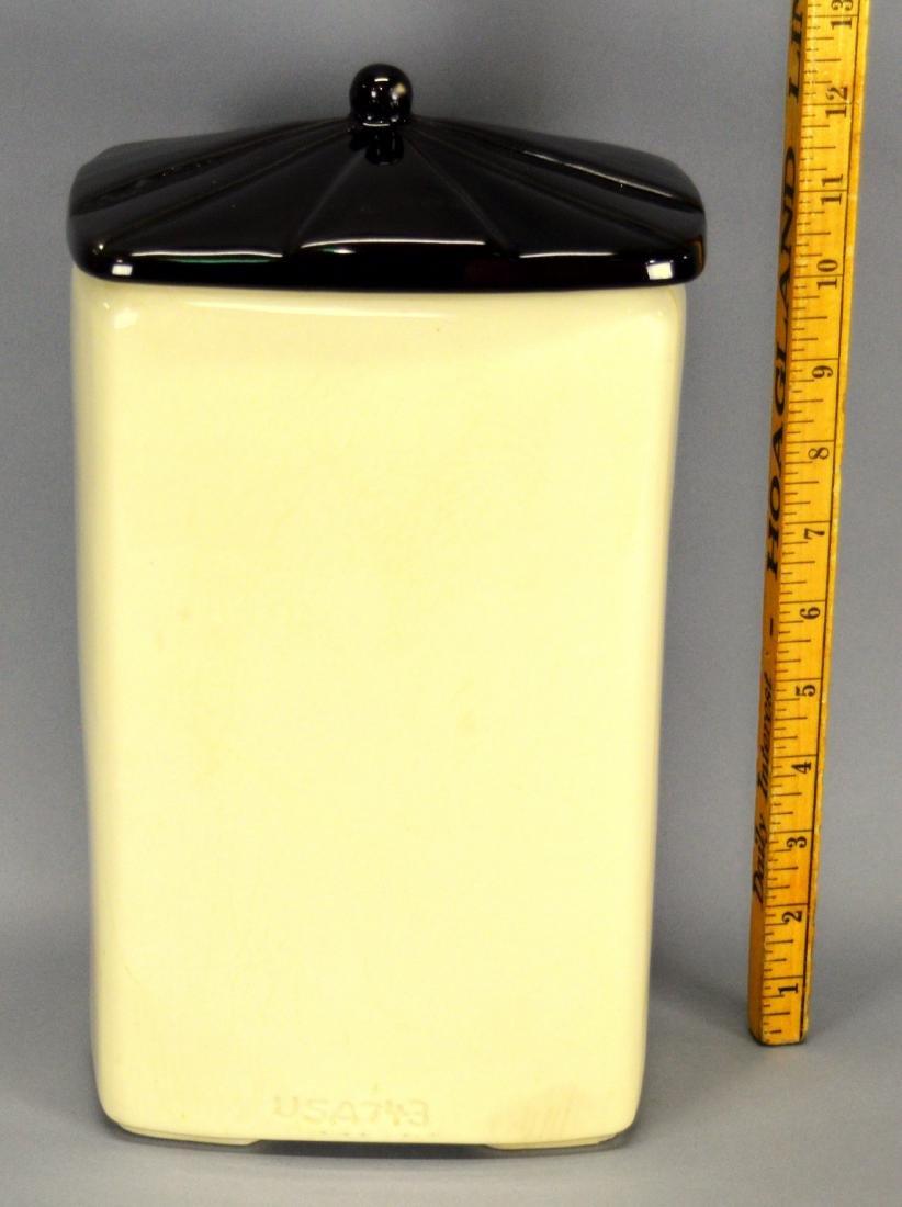 USA 743 Toy Soldier cookie jar - 2