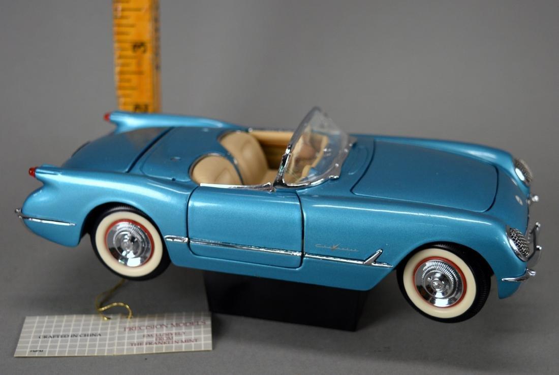 Franklin Mint Precision Model 1955 Corvette