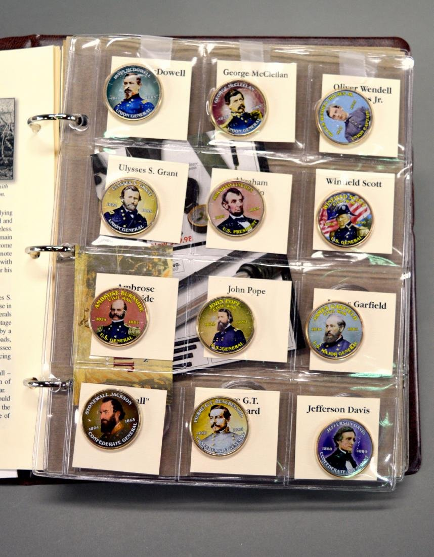 The Civil War Coin Collection - 2