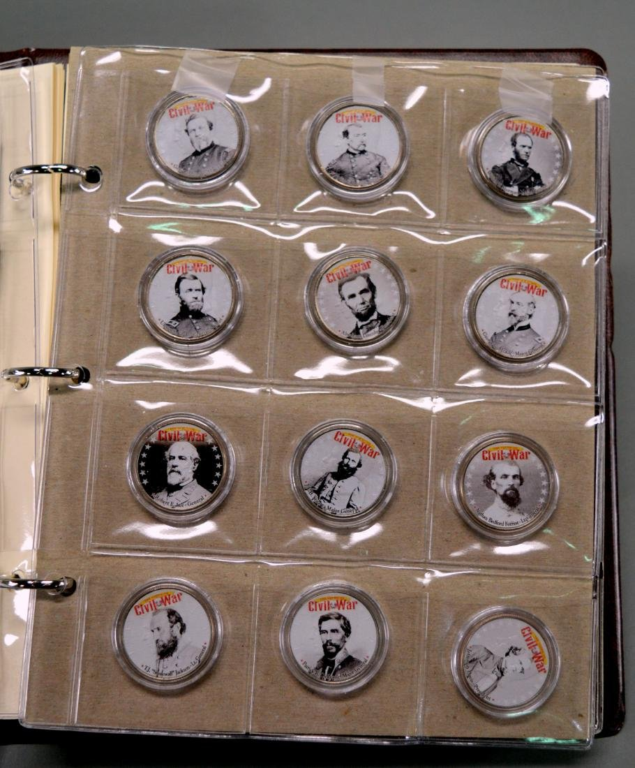 The Civil War Coin Collection - 3