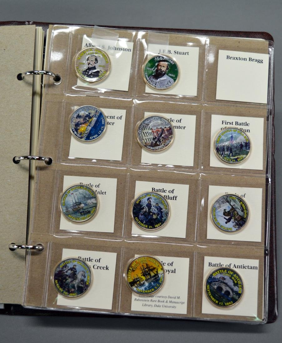 The Civil War Coin Collection - 5