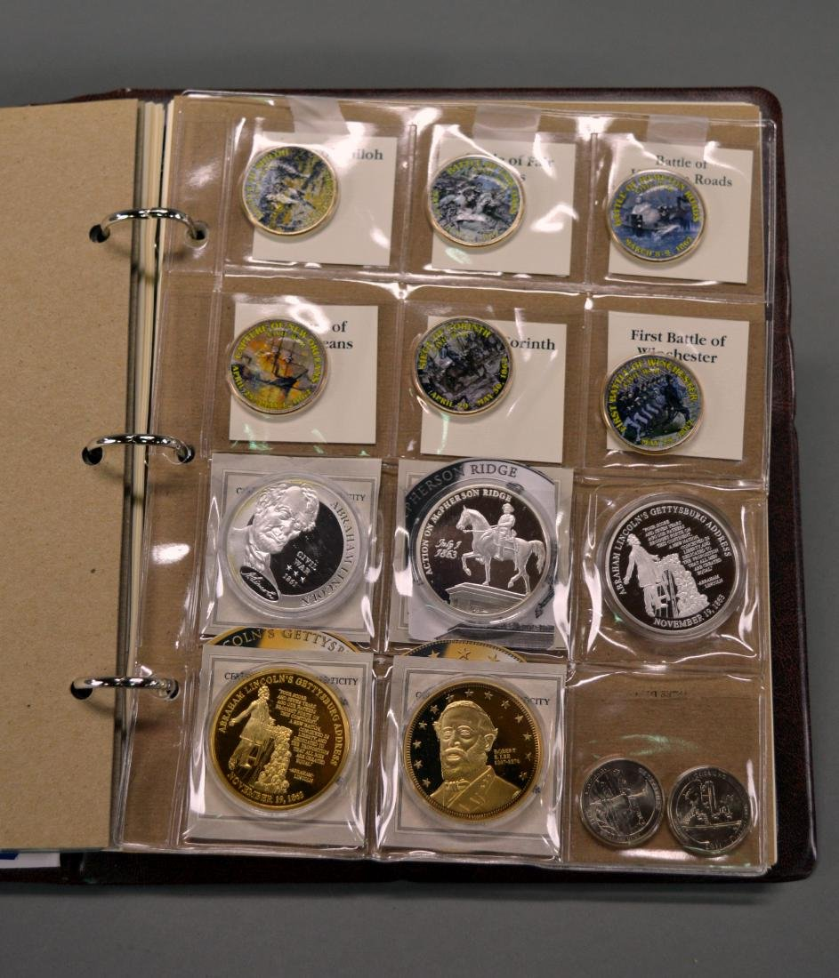 The Civil War Coin Collection - 6