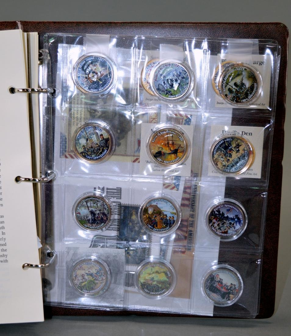 The Civil War Coin Collection - 7
