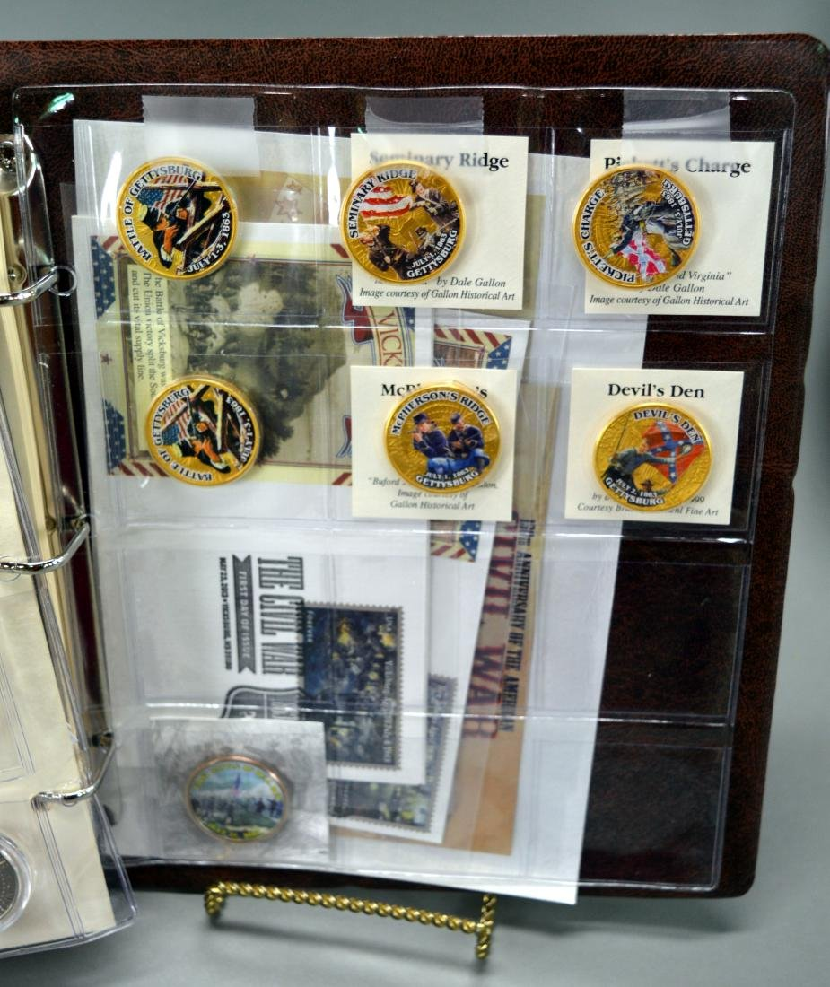The Civil War Coin Collection - 9