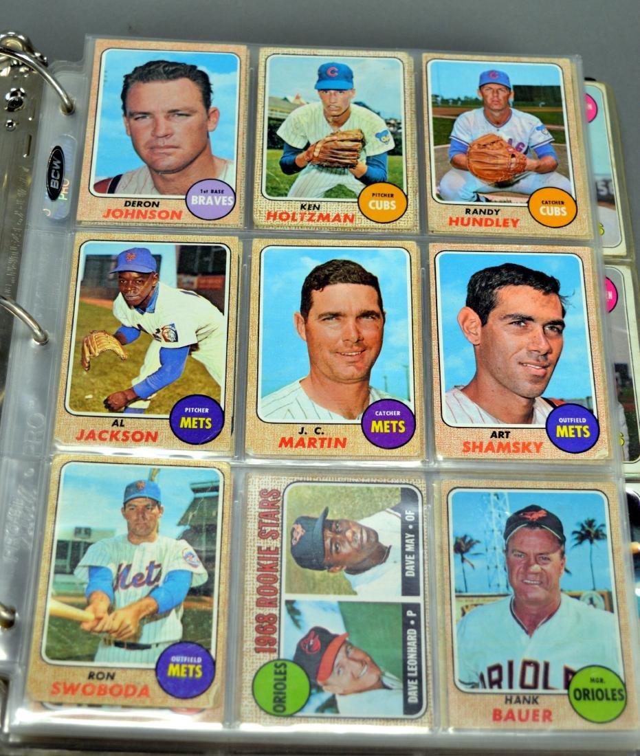 216+ Baseball Cards, c.1960s - 10