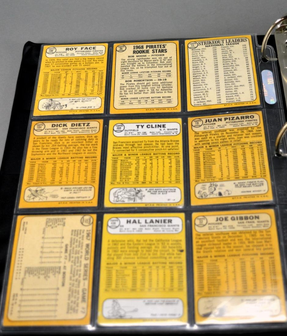 216+ Baseball Cards, c.1960s - 2