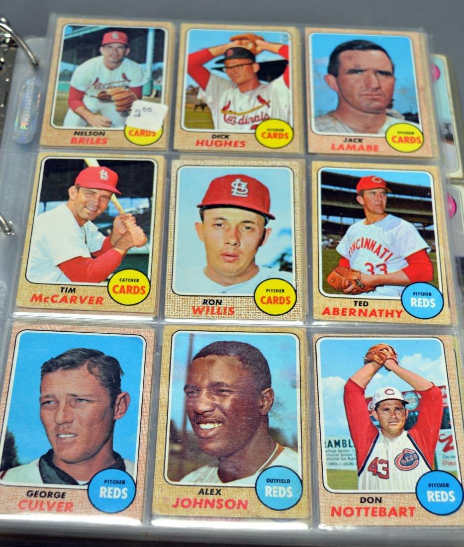 216+ Baseball Cards, c.1960s - 3