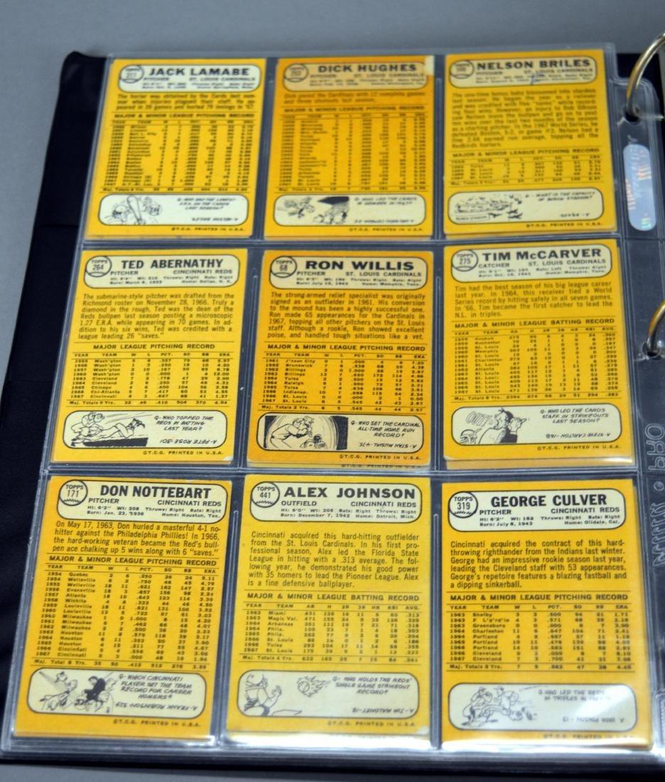 216+ Baseball Cards, c.1960s - 4
