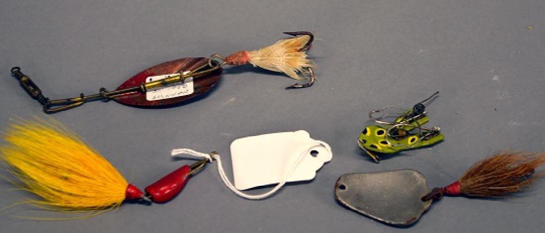 Four vintage fishing lures - 2