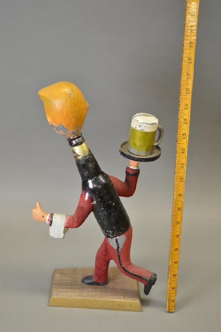 Blatz Beer advertising figure - 3
