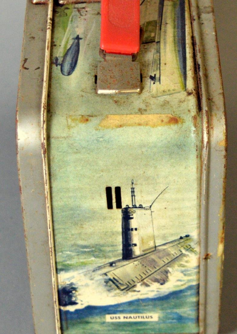 Submarine lunchbox, no thermos - 4