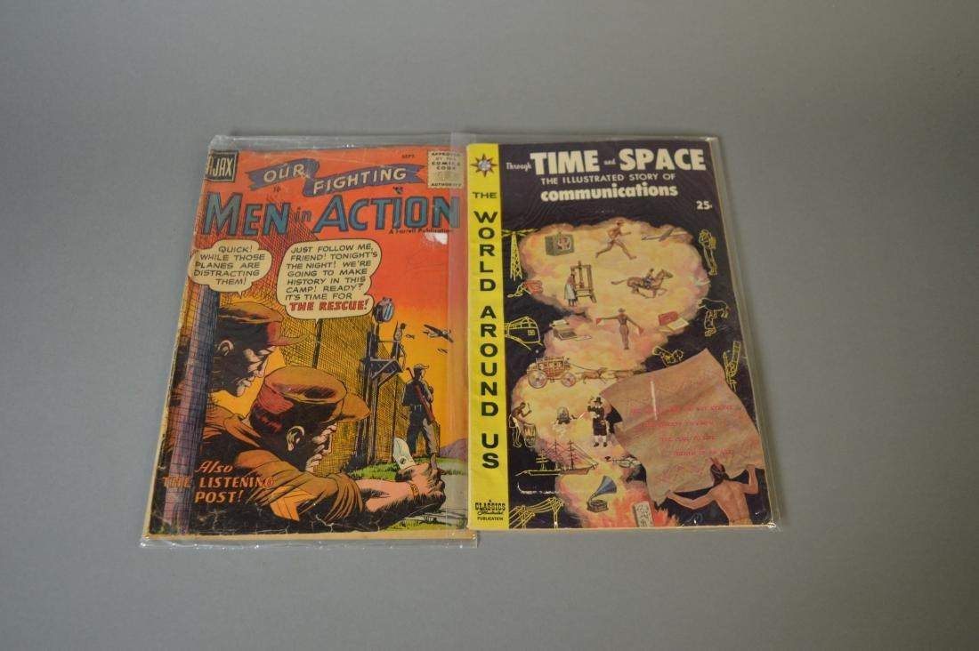 Ten vintage comic books - 4