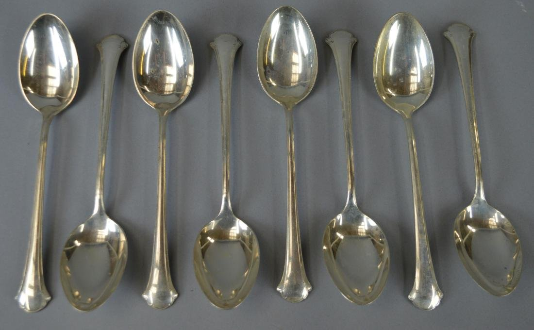 "Towle ""Chippendale"" Sterling Flatware Set - 10"