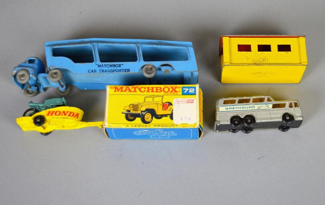 Group of 6 Lesney Matchbox Items - 2