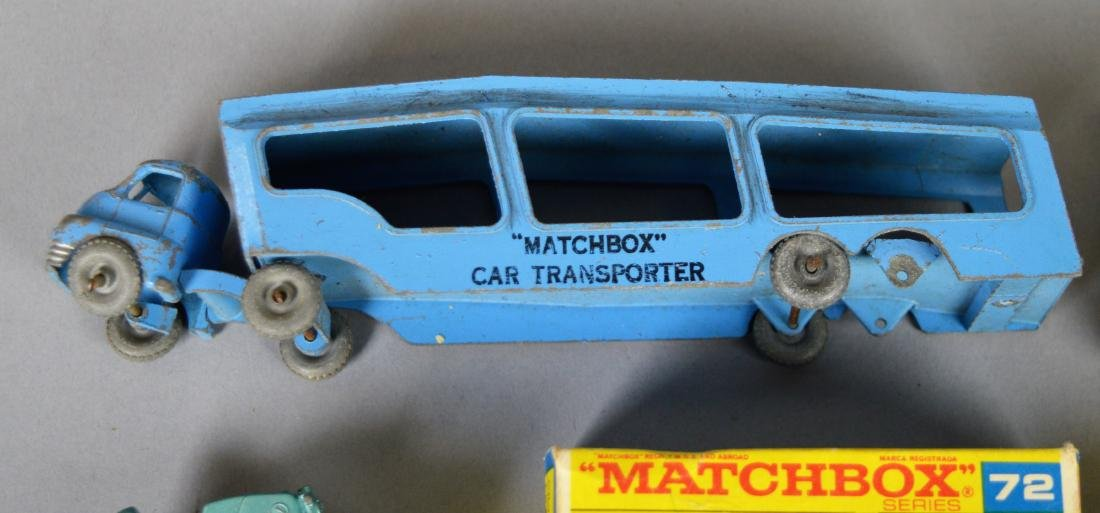 Group of 6 Lesney Matchbox Items - 3