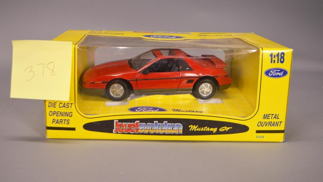 Jouef Evolution Diecast Metal Ford Mustang GT