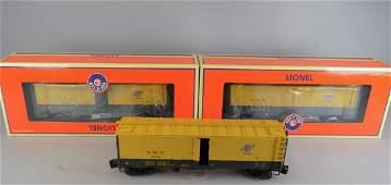 Lionel Refrigerator Car 3-Pack 6-11877