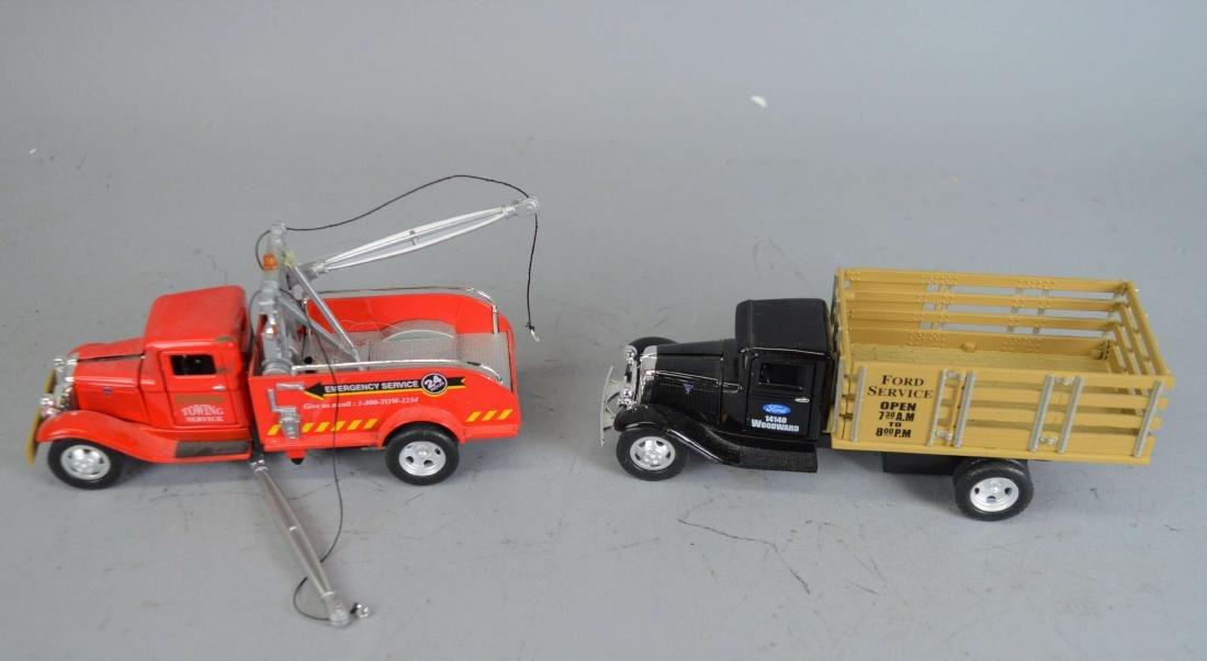 7 Tins  Toys Diecast Model Cars - 2