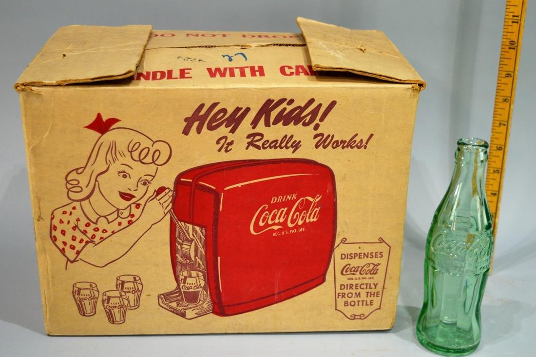 Vintage Coca-Cola Child's Drink Dispenser