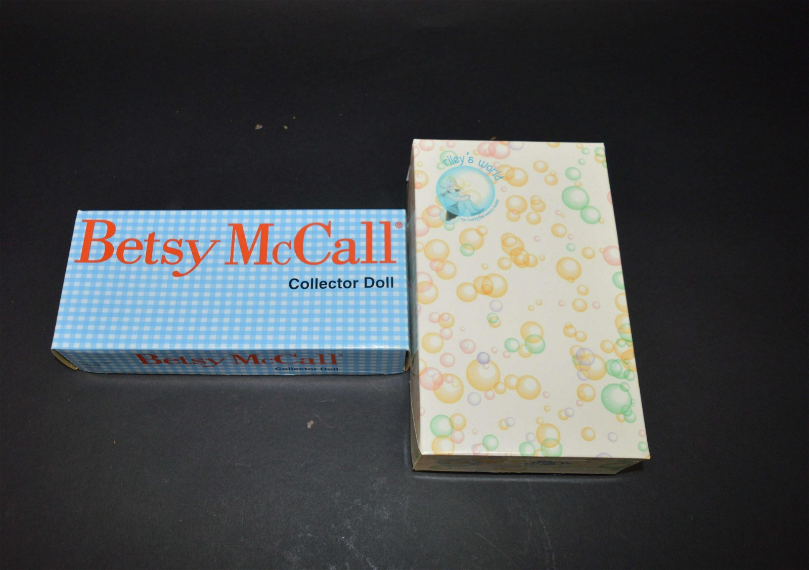 2 Dolls - Riley's World & Betsy McCall