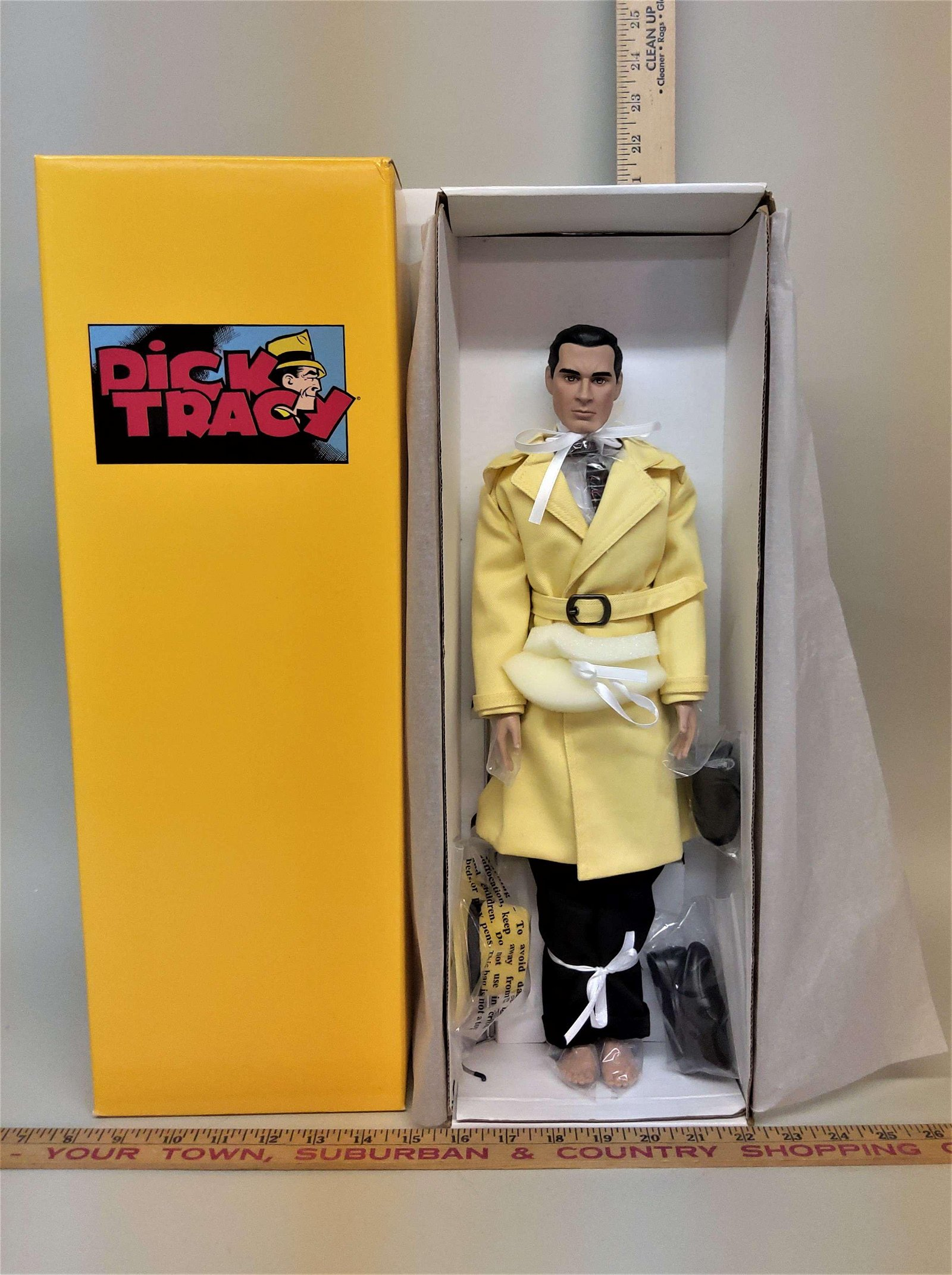 Tonner Dick Tracy Doll