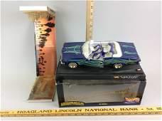 HotWheels 1/18 Diecast Lowrider Magazine '65 Impala