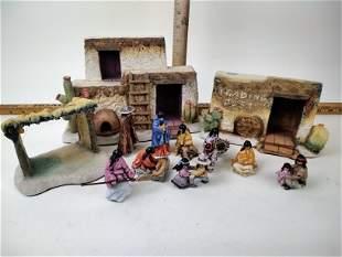 Goebel Degrazia Pueblo Village