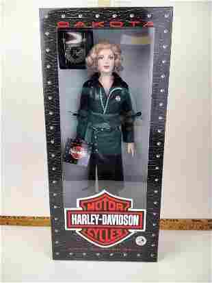 Franklin Mint Harley Davidson Dakota Doll