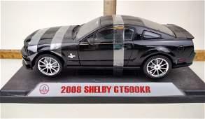 2008 Shelby GT500KR Collector Car