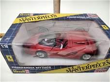 Pininfarina Mythos Powered by Ferrari Collector Car