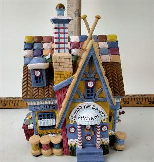 Department 56, Storybook Village Collection, Raggedy